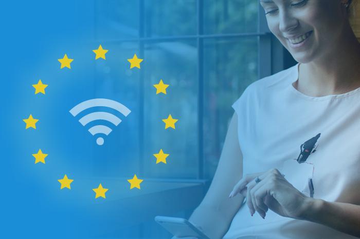 WiFi4EU – EU-Fördergelder für öffentliches WLAN