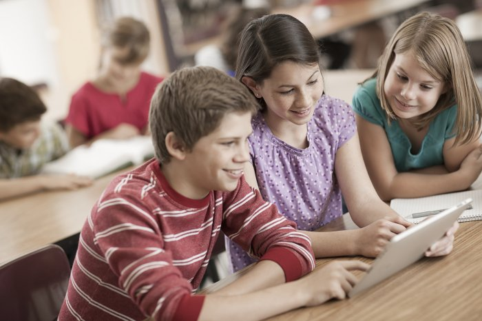 Smart School – für ein digitales Klassenzimmer mit WLAN
