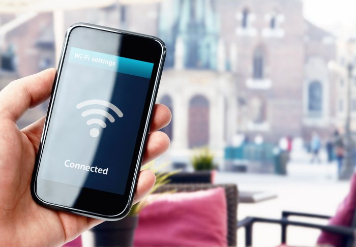 WLAN to go – immer und überall online dank mobiler Hotspots