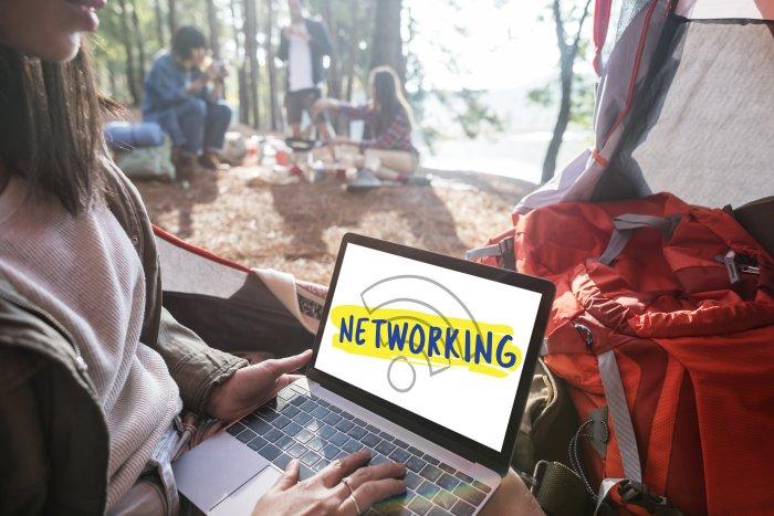 Artikel net365 für Campingplätze – Nutzen für Camper und Betreiber