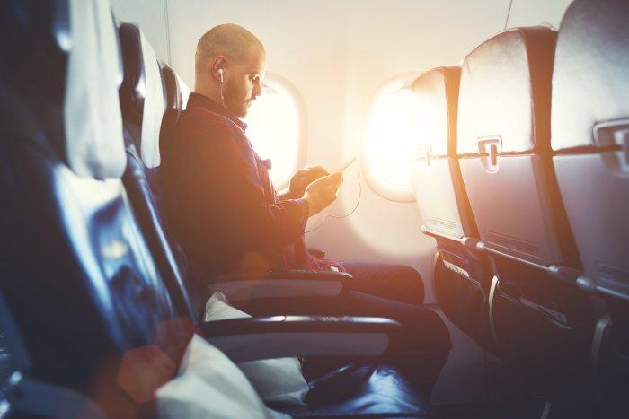 Artikel WiFi im Flugzeug – wie kommt das WLAN in den Flieger?